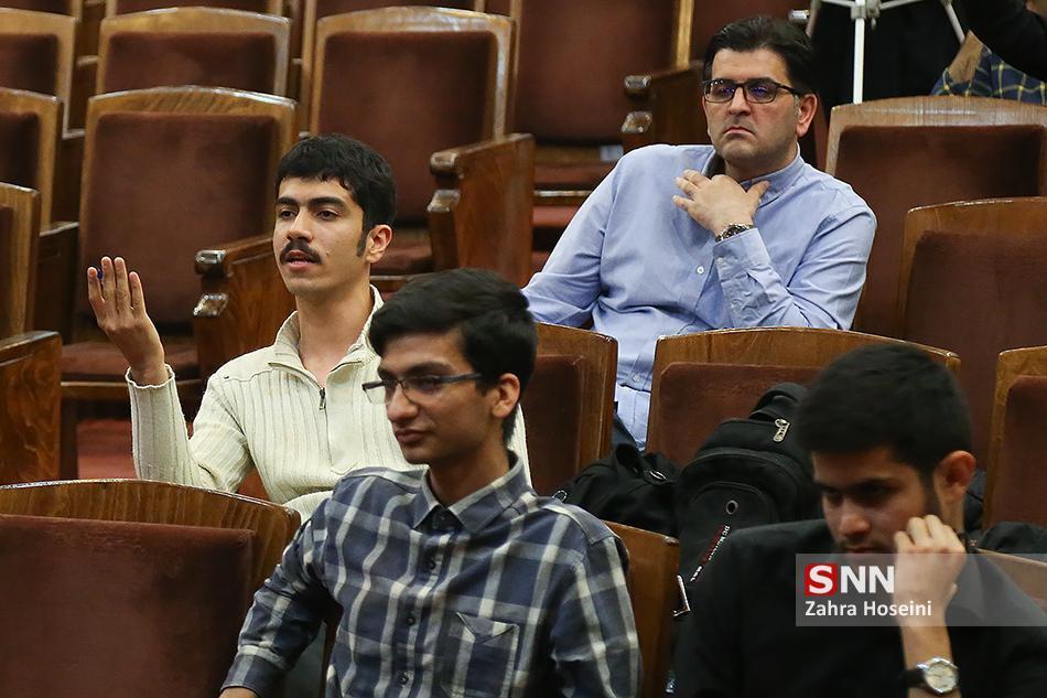 دانشجویان اصفهانی دومین کارگاه کشف مساله را با حضور میلاد دخانچی برگزار می کنند