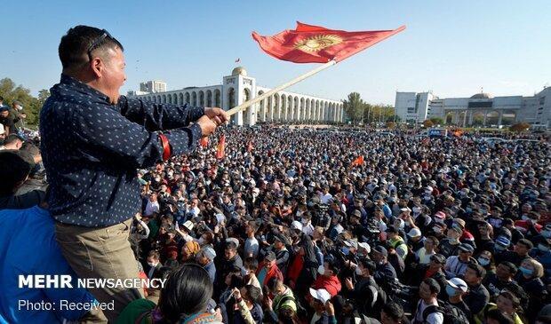 نخست وزیر قرقیزستان استعفا داد، سدیر جباروف نخست وزیر شد