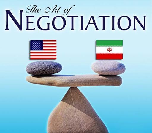 ایران پای میز مذاکره می آید