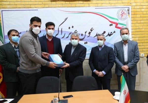 درخواست لژیونر هندبال ایران از رئیس کمیته ملی المپیک