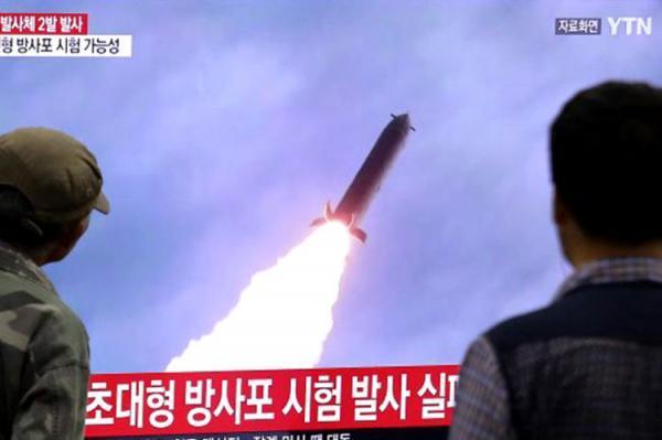 موشک های کره شمالی جو بایدن را هدف گرفته اند!