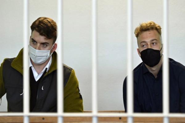 درخواست حبس ابد برای 2 دانشجوی آمریکایی