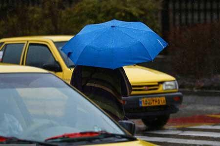 شرایط بارش ها در ایران طی نوروز 1400 ، رکوردزنی گرمای هوا در تهران طی زمستان 99