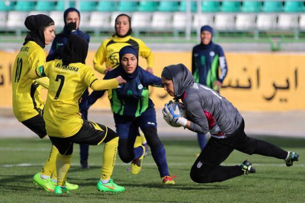 کمک فدراسیون فوتبال به استان هایی که در بخش بانوان تیمداری کنند