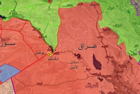 حمله ناشناس به نوار مرزی عراق و سوریه